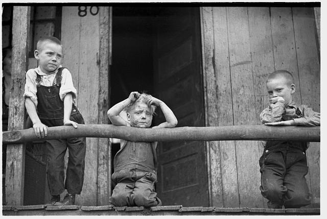 Coal Miner\'s Children