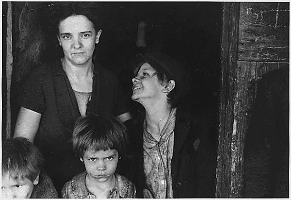 Family of Coal Miner