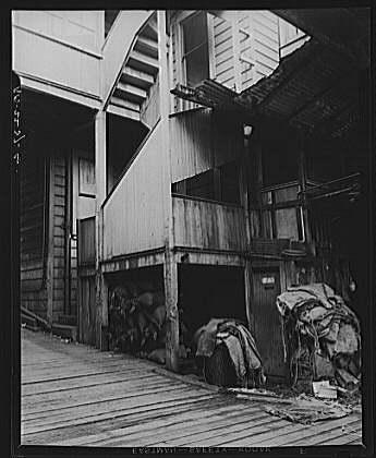 Card Alley, North Beach, San Francisco