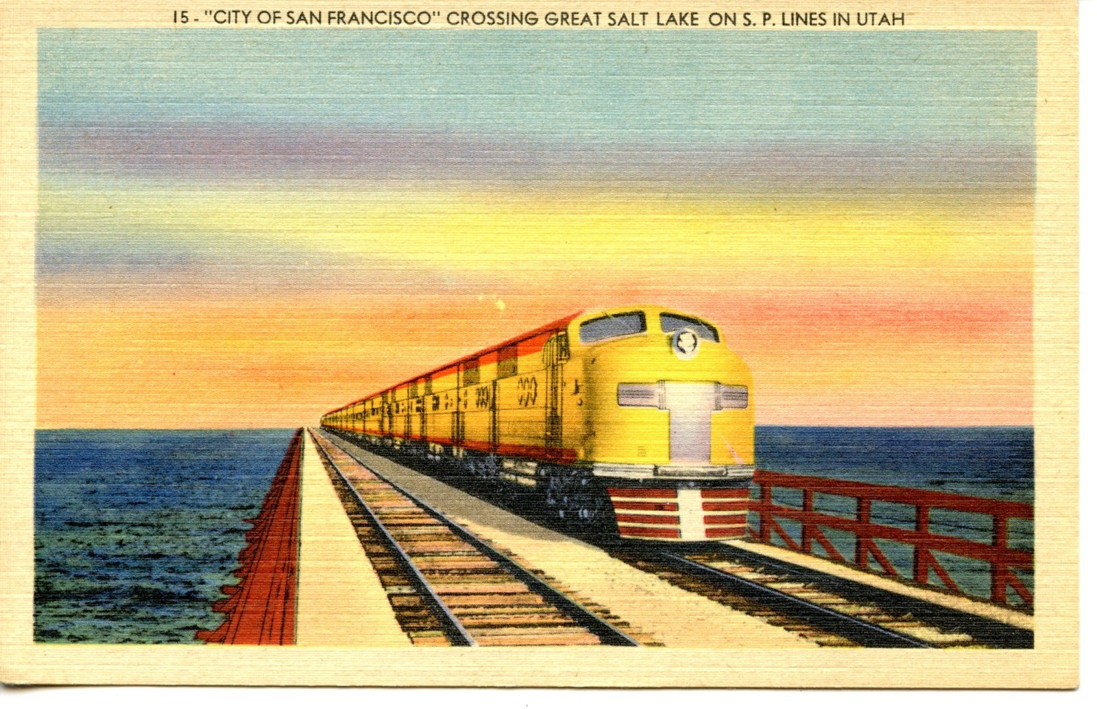 City of San Francisco postcard