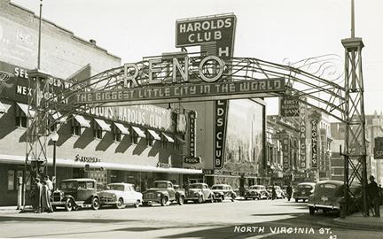 Reno Arch 1940
