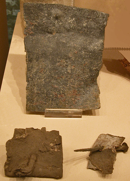 Curse Tablet from Rome