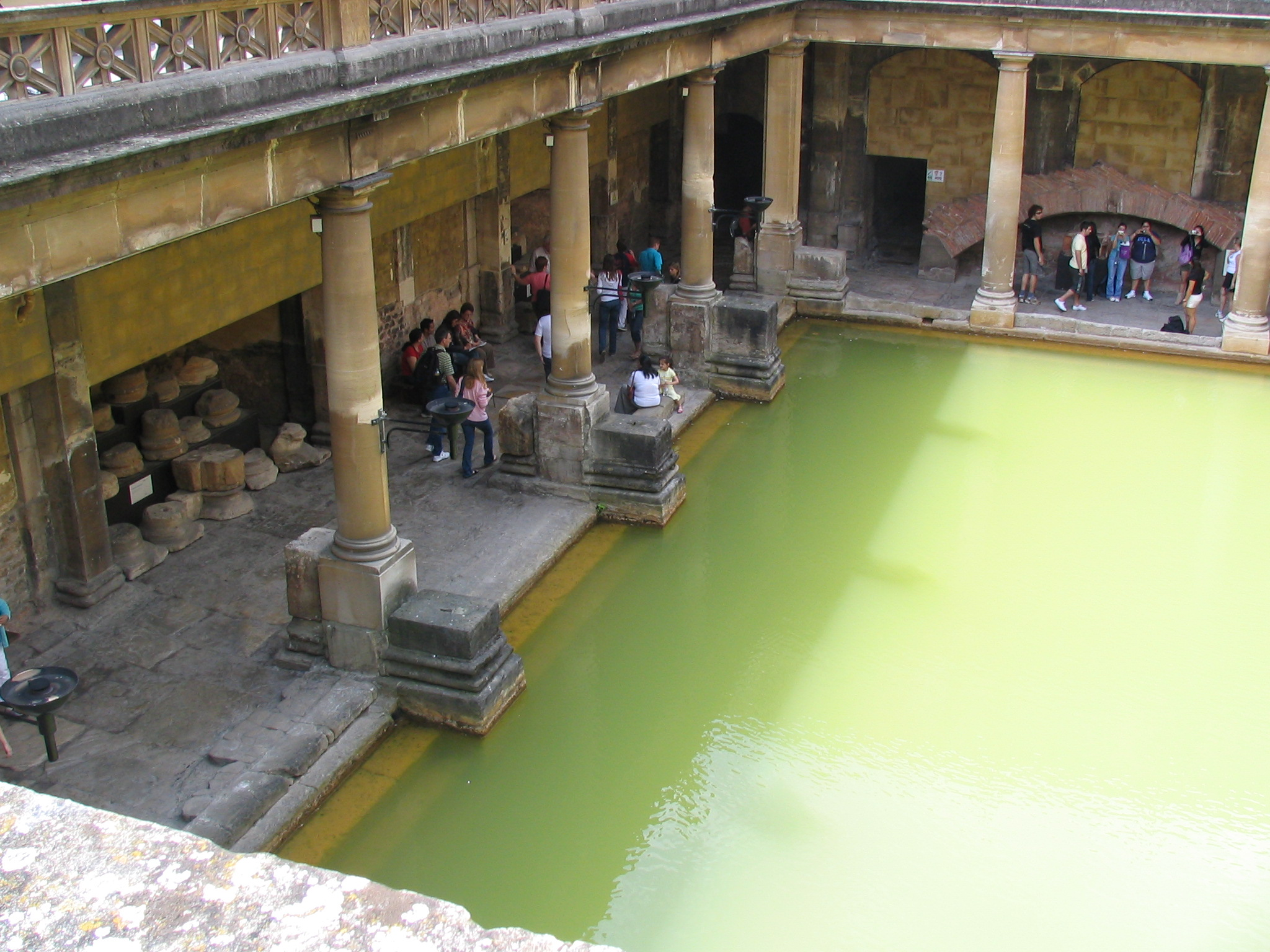 The Great Bath, Opposite Side
