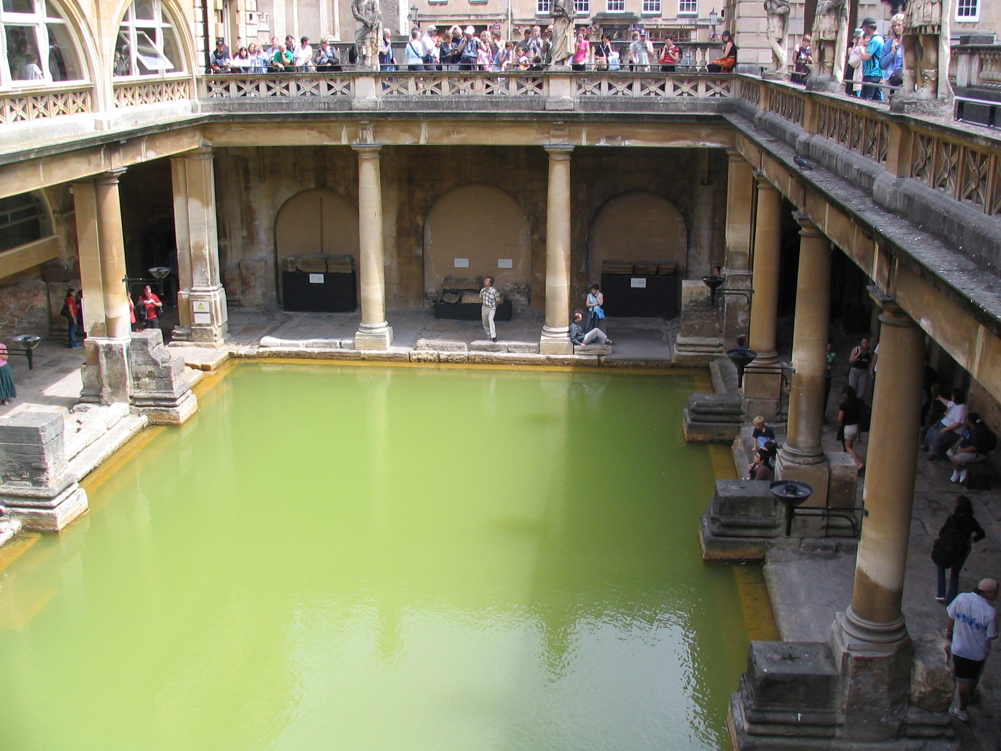 Final Shot of Bath