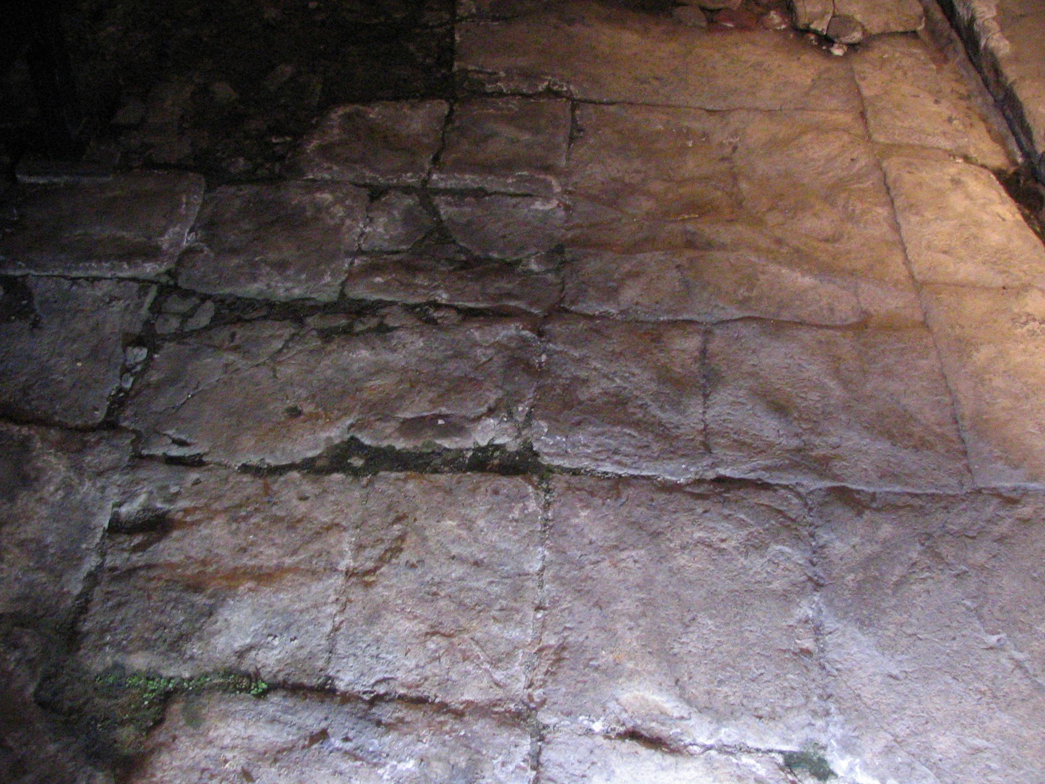 The Ancient Floor