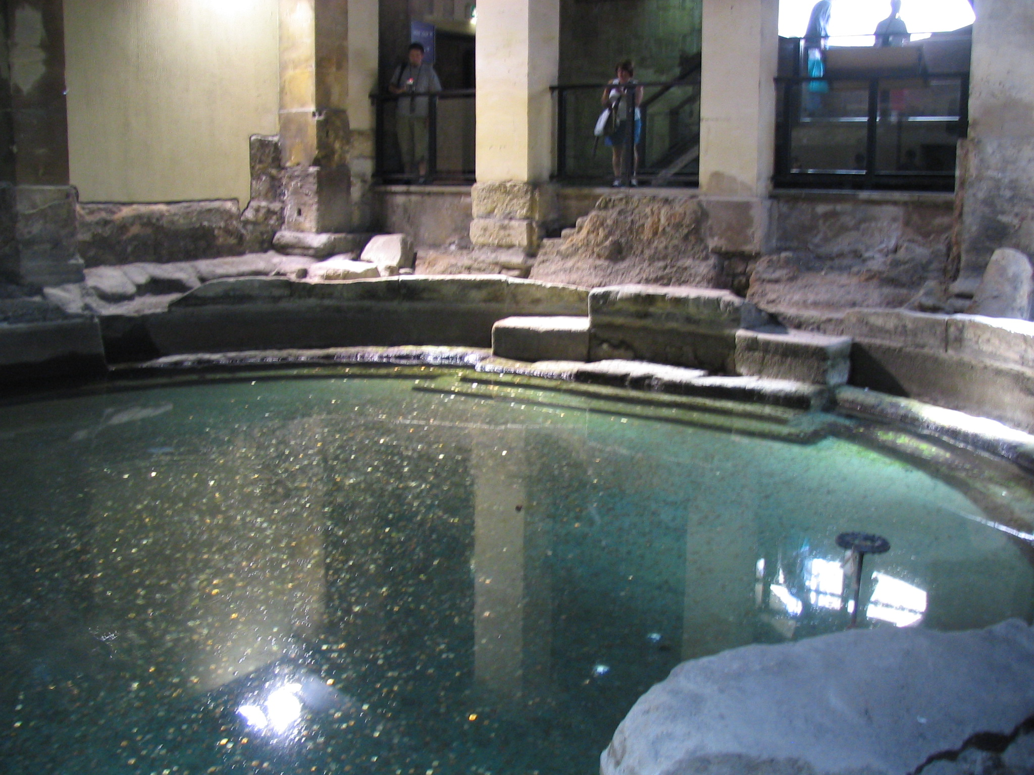 Another View of the Frigidarium