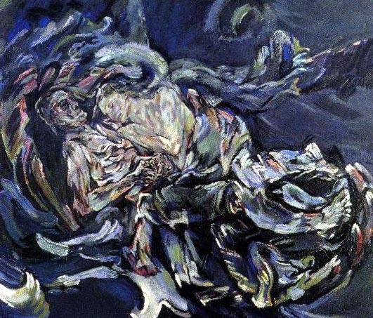 The Bride of the Wind or The Tempest (1914), Oskar Kokoschka