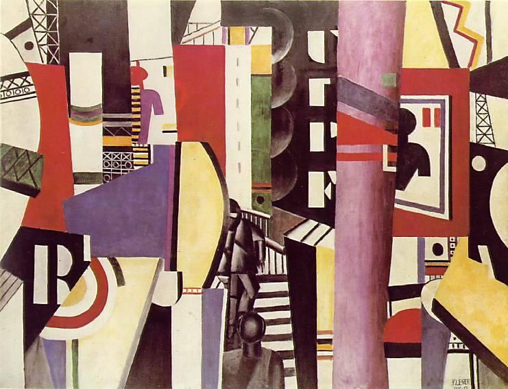The City (1919), Fernand Leger