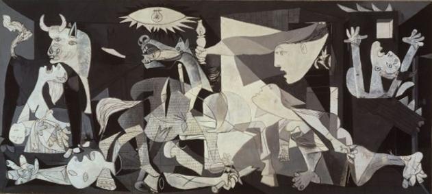 Guernica (1937), Pablo Picasso