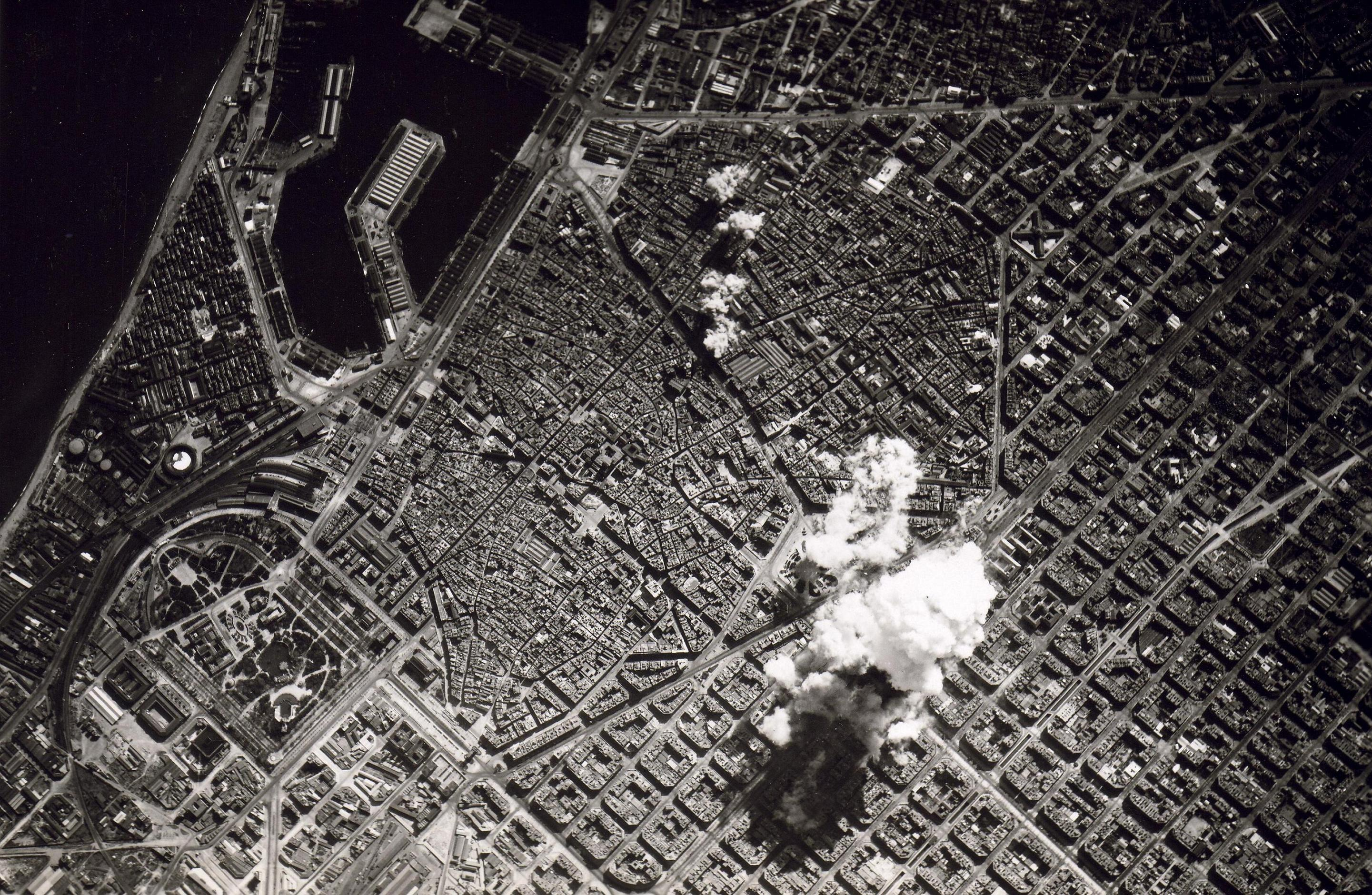 Bombing of Barcelona
