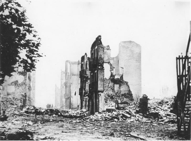 Destruction of Guernica