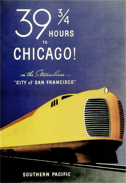 City of San Francisco ad 1936