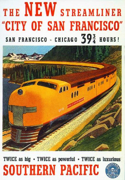City of San Francisco ad 1938