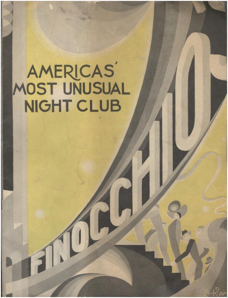 Finocchio's in San Francisco