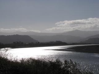 Eel River near Fortuna, CA