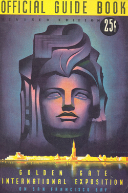1939 World's Fair guide book