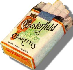 A Chesterfield package ...