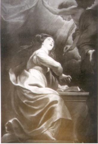 The Annunciation, Peter Paul Rubens