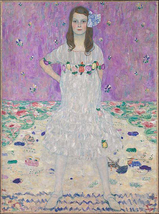 Mada Premavesi, Gustav Klimt