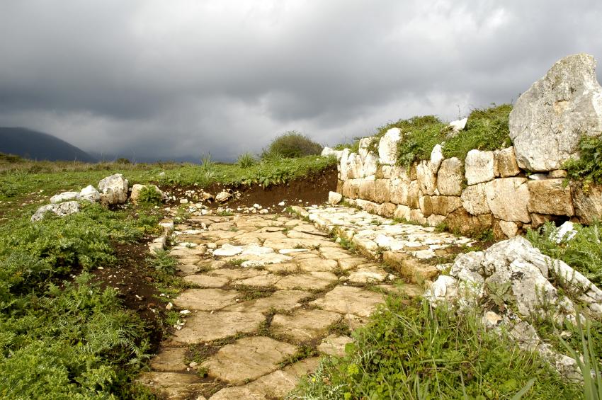 Roman Road in Britain