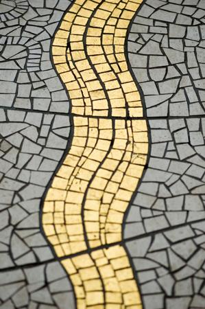 mosaic-road