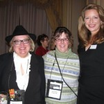 Bcon 09 with Jen Forbus and Sophie Littlefield