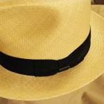 Classic Panama ... made in Equador. Great summer hat!