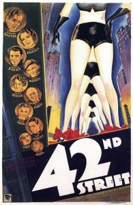 Original Film Poster for 42nd Street